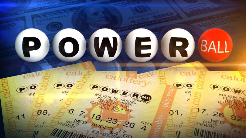 Powerball lottery game
