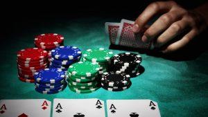 poker board game