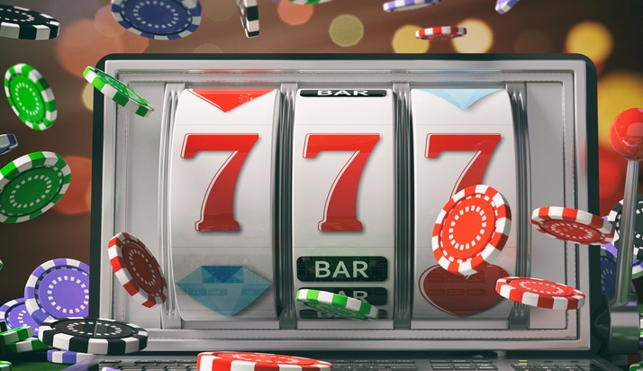 Online slot game