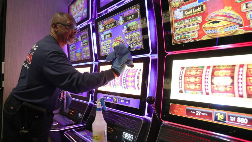 slots game for real money