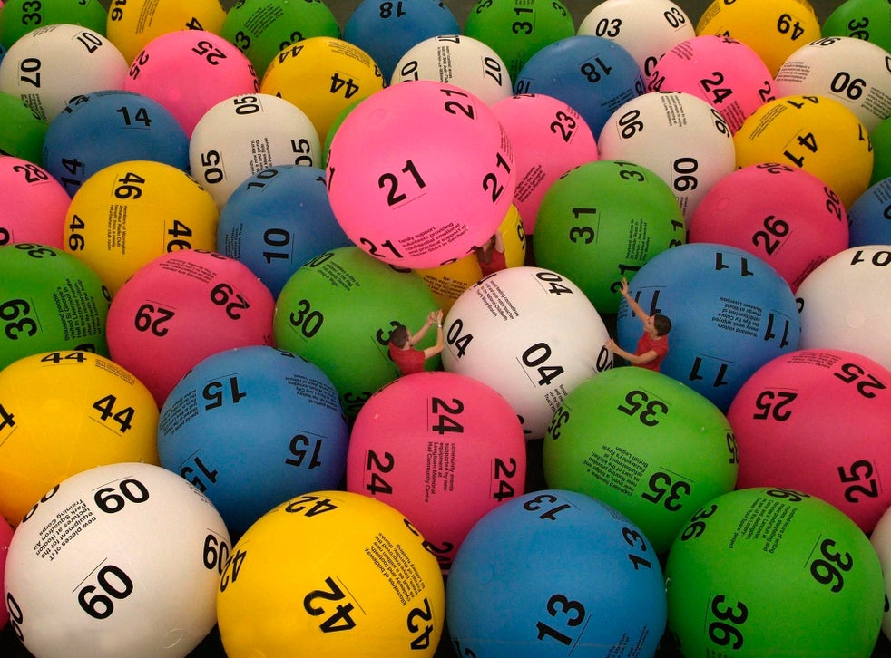 Lottery online services