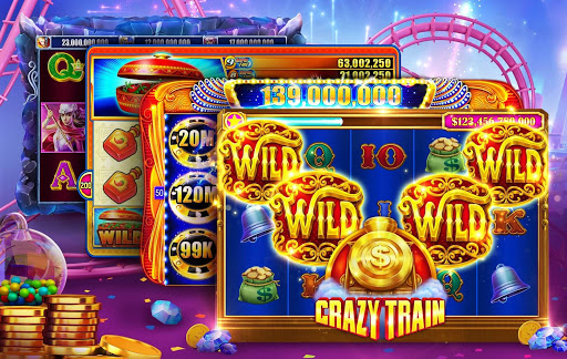 slot games to play for free